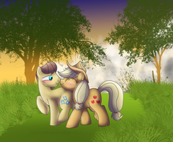 CaramelJack Point Comission by CommyPink