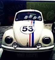 Herbie in Sheffield by DishtingDishting