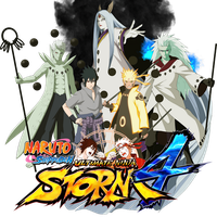 Naruto Shippuden Ultimate Ninja Storm 4 Icon by MasouOji