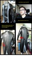 Killian Jones (Hook) Costume WIP by The-Rover
