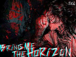 Bring Me the Horizon Oli Sykes by seikhen