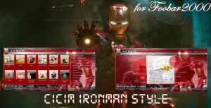 cicim RED 1.4 ironman style by FrankenBerries