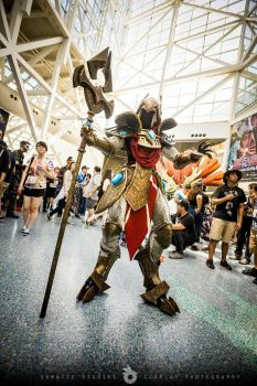 Azir by thegadgetfish