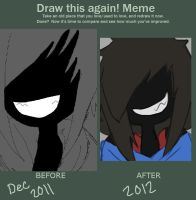 Meme - Before and After by Arrow55555