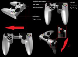 Joypad Concept by AshDarkside