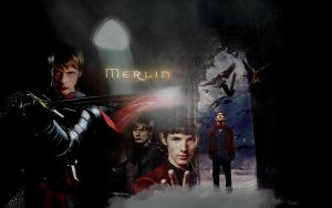 Merlin by Miss-deviantE