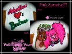 Pink Surprise by Galaxys-Most-Wanted