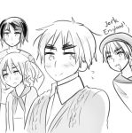 Some Eyebrows by A-Yuri