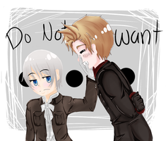 APH- DO NOT WANT by HushedAngel
