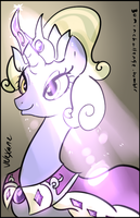 30minchallenge - Princess Platinum by Velexane