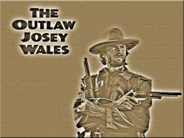 The Outlaw Josey Wales wp by SWFan1977