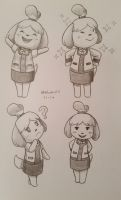 Isabelle by Bluekiss131