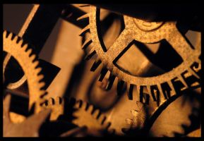 Clockwork of Time by GPStrider