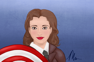 Agent Carter by Itsgoose2u