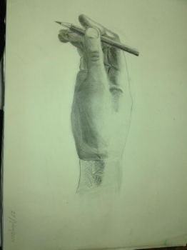 MANO (Hand) by mazz5M