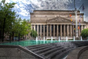 National Archives by blepfo