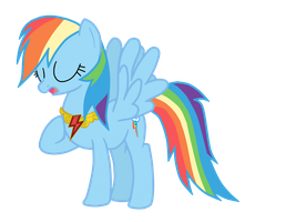Rainbow Dash 37 by DrumblastingQuilava