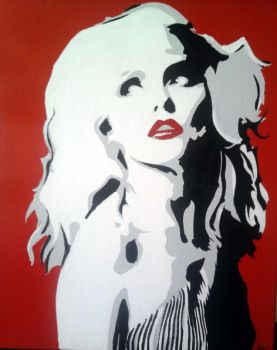 Debbie Harry by AndyMcCarthy83