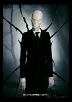 Slenderman is Real by NeoStockz