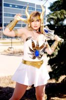 She-Ra: Princess of Power GTA Comic Con by Lightning--Baron