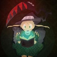 Magic Maka by MonkeyMonk14