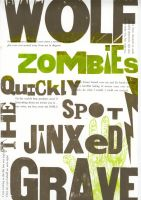 Wolf Zombies II by MMousse