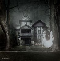 Haunted House by Brizzolatto55