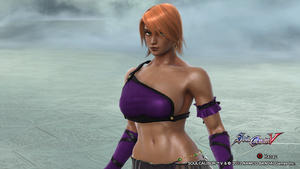 Lexa - Soul Calibur 5 - 40 by SOLDIER-Cloud-Strife