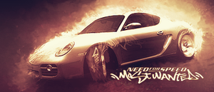 Need for Speed Most Wanted by paha13