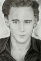 Tom Hiddleston by Raccoon97