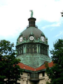 Courthouse by tolcott