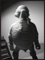 Turtle Carapace by MarcioLobo