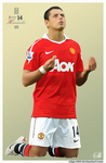 Chicharito Hernandez Vexel by EDGE-082