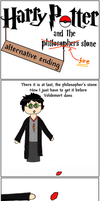 Harry Potter and the firestone by TheSmilingFish