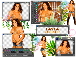 Layla - Pack Png #34 by TheNightingale01