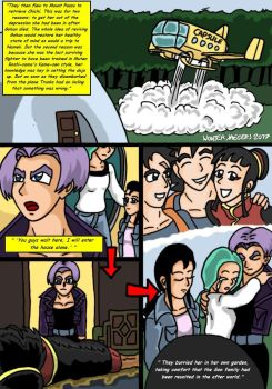 Dragonball Comic: the legend of Mr. Satan page 106 by RastaSaiyaman