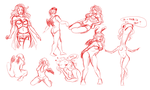 Velia Gestures by TranslucentRainbow