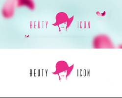 Beauty Icon - Logotype v2 by The-Grin