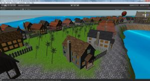 Building a Neighborhood in 3DS Max by Nathan-Jahromi