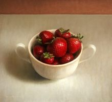 Strawberries by josvanr