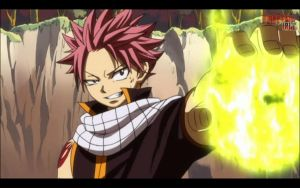Natsu is Cool by MelikeCan