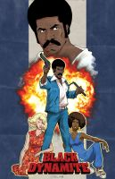 Black Dynamite by ChristianDiBari