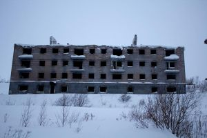 Abandoned House in Rudnik by OneMorePike
