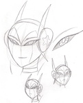 TFP__Sketch_Diamond_head by Haruna133