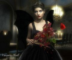 Vampire's Ball 1-17-15 by cocoaberi
