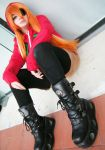 Asuka S. Langley Hoodie ver. by Valyna