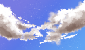 Cloud Study 1 by rocket-chip