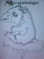 Beaky McSqueaky by NeoElysion