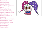 New Kirby OC: Profile by Cottonee7