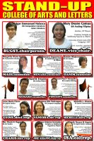 STAND-UP CAL Slate Poster 08 by stinglacson